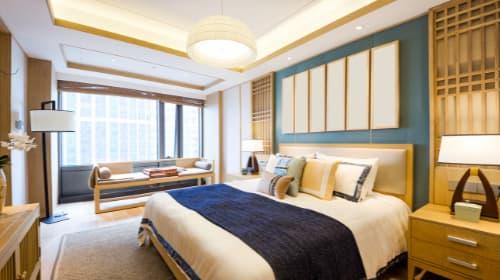 purificateur air chambre hotel